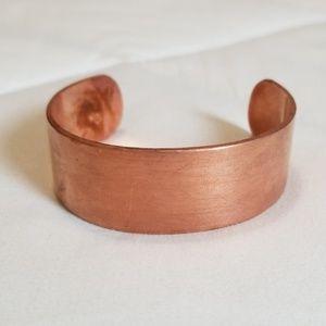 Jewelry - Copper Tone Cuff Bracelet